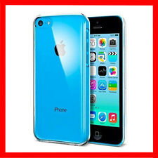 Clear Skin Transparent Gel Soft TPU Case Silicone Cover for Apple iPhone 5C