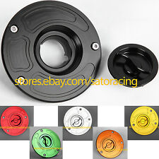 For Triumph Daytona 675 955i Sprint/Tiger 1050 CNC Gas Cap Fuel Tank Cap Cover