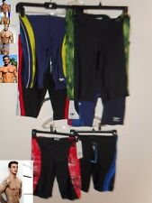NEW Speedo Jammer Mens Compression Swimsuit