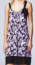 Simply Vera Wang Floral Morning Frost Chemise Nightgown Women's Plus Size 2X