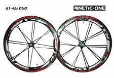 *£300 OFF* 2017 Kinetic-One K142S DUO Alloy wheels: Road Racing Triathlon Bike