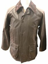 """Barbour Mens Bedale Classic Wax Jacket in Rustic - Sizes 36"""" to 48"""""""