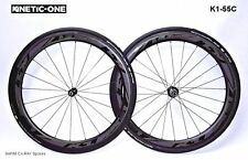 2017  Kinetic-One K155c  - CARBON Aero Wheels : Road Triathlon TT Tri Bike.