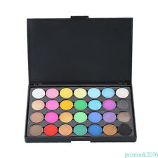 40/28/120 Colors w/Brush Lady Makeup Matte Shimmer Eyeshadow Palette Cosmetics