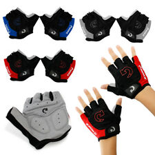 Sports Cycling Motorcycle MTB Bike Bicycle Gel Half Finger Gloves US Location