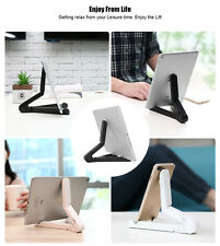 """New Universal 7""""~10"""" Rotating Folding Mount Stand Holder For iPad Samsung Tablet"""
