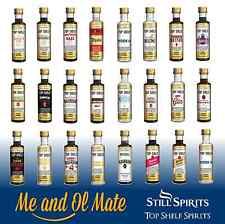 STILL SPIRIT TOP SHELF ESSENCES ANY 6 BOXES OF 10 HOME BREW SPIRIT MAKING 60