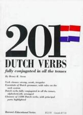 201 Dutch Verbs: Fully Conjugated in All the Tenses (201 Verbs), Stern, Henry, G