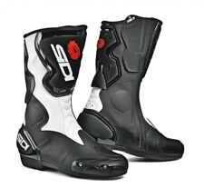 Motorcycle Sports Boots SIDI FUSION black/white - ALL SIZES! EXPRESS!