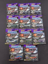 1995 Johnny Lightning Dragsters USA - Series 2 - Complete Set of 11 1/64 DieCast