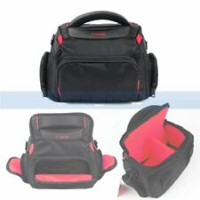 3 Size quick access Nylon DSLR SLR Camera Padded Bag Case Shoulder Sling Bag