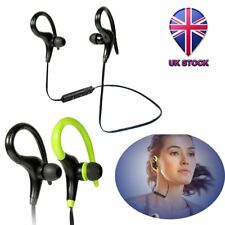 UK Bluetooth V4.1 Headphones Headset Wireless Sport Earphone Earbuds Handsfree