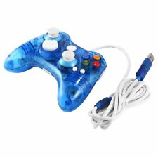 USB Wired Game Controller for Xbox 360 Joypad Gamepad Joystick with LED Light GA