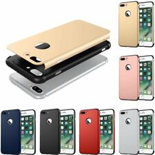 Slim Shockproof Hybrid Hard Soft Rubber Case Cover For Apple iPhone  6 6s 7 Plus