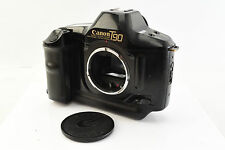 Canon T90 35mm SLR Film Camera Body with Fresh Batteries and Body Cap The Tank