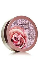 Bath and Body Works Warm Vanilla Sugar,Japanese Cherry Blossom&Sweet Pea Butters