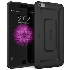 Zeox [Tough Heavy Duty] Protective Stand Shockproof Case Cover for iPhone 6S/6