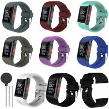 Hot Replacement Silicone Wristband Band Strap Bracelet Tool for Polar V800 Watch