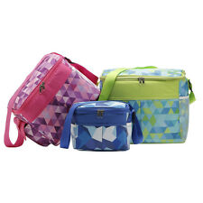 Sanne Lunch Box Picnic Cooler Bag Wine Cooler Insulated Travel Waterproof Bag