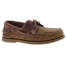 Chatham Bermuda G2 Walnut Seahorse Mens Leather Boat Shoes