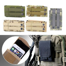 Universal Tactical Military Army Phone Pouch Belt Bag For Smartphone Outdoor
