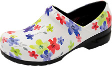 Anywear Angel Magnificent Meadow Slip Resistant Nurse Medical Shoes Sz 6-11 NWT