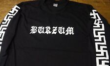 1BURZUM - Supreme Nordic Art Shirt Darkthrone MAYHEM Gorgoroth BLACK METAL