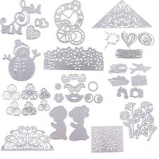 13 Type DIY Cutting Dies Stencil Scrapbook Album Paper Card Embossing Craft Gift