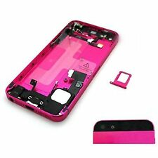 Complete Housing Case Back Battery Door Cover Mid Frame Assembly For iPhone 5