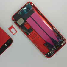 Complete Housing Case Back Battery Door Cover Mid Frame Assembly For iPhone 5S
