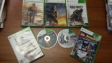 7 DIFFERENT XBOX 360 GAMES