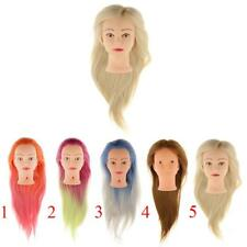 Salon Cosmetology Hairdressing Practice Training Head Mannequin Makeup