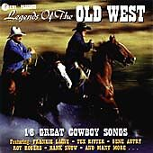 Various Artists - Legends of the Old West (2003)