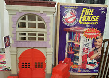 KENNER GHOSTBUSTERS FIREHOUSE REPLACEMENT PARTS RAIL FLOOR DOOR WALL ROOF POLE+