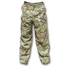 BRITISH ARMY ISSUE SAS STYLE MTP WINDPROOF TROUSERS GENUINE MULTICAM