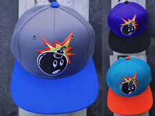 New The Hundreds Skate The Adam Bomb Snapback Hat Cap