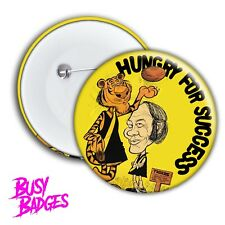 KEVIN BARTLETT - HUNGRY FOR SUCCESS Badges & Magnets Richmond Tigers Finals NEW