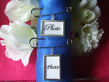 Groom Pin Groom Buttonhole Boutonniere Bride Wedding Bouquet Memory Photo Frame