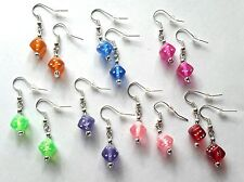 Bunco Bunko Casino Dice Earrings