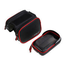 Waterproof Bike Bicycle Front Frame Bag Front Tube Pannier Phone Smartphone Case
