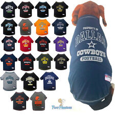 NFL Fan Gear Dog Shirt Dog Tee for Pets Dogs PICK YOUR TEAM BIG SIZE XS-XL