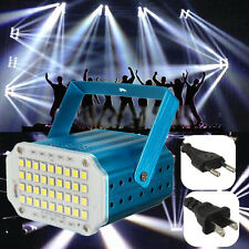 36x 5050 LED DJ Strobe Flash Color Concert Club Party Disco Bar KTV Stage Lights