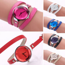 Women's Ladies Korean Style Fashion Bracelet Watch Jelly Color Wrist Wristwatch