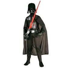 Star Wars Costume Darth Vader Halloween Party Cosplay Costumes Kids Fancy Dress