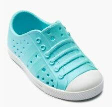 NEXT - Kids Young Girls Aqua Blue Beach Holiday Trainers/Shoes - many sizes