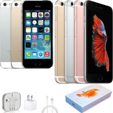Apple iPhone 5s/5/6/6s Plus 16GB/64/128GB Unlocked SIM Free Smartphone All Color