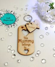Personalised Keyring, Mummy, Nana, Grandma, Family,Gifts, Mothers day, Christmas