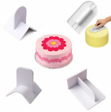 5Styles Fondant Cake Smoother Sugarcraft Mold Cutter Polisher Tool Decorating