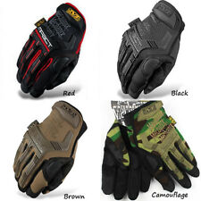 Mechanix Gloves Army Men Size Tactical Full Finger Good M Pact Anti Slip Work L