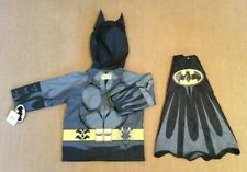 Hooded Rain Coat with Cape - Batman - Caped Crusader - NEW w/ Tags - IMAGINE FUN